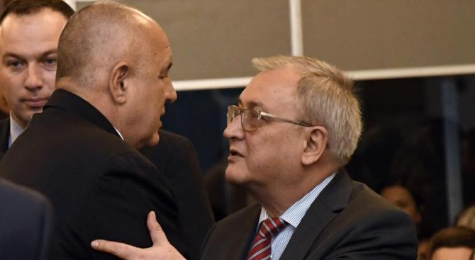 Владимир Кисьов: Борисов показа какво е да си силен лидер