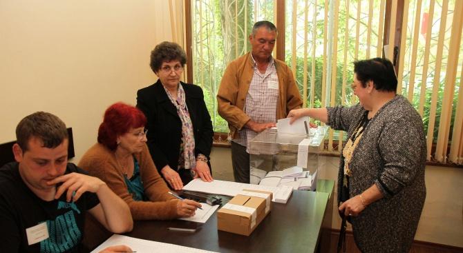 ГЕРБ води в Пловдив при обработени 100 процента протоколи на СИК