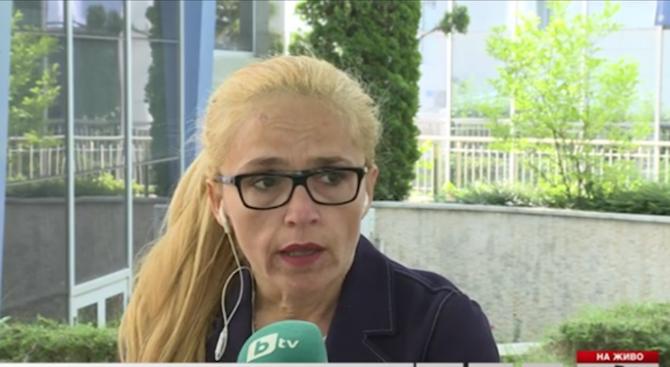 Десислава Иванчева: Боец съм, може да се кандидатирам за кмет на София