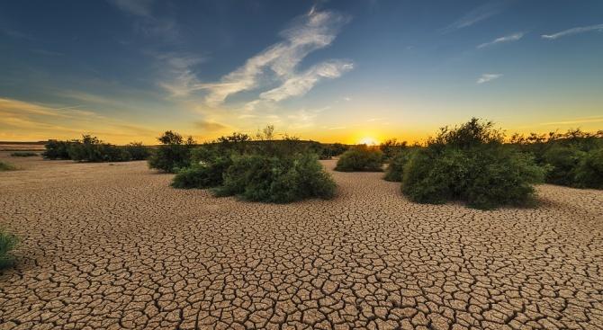 Рекордна суша в Австралия