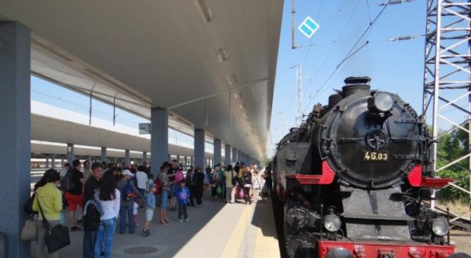 Гражданите могат да подават предложения за промяна в разписанието на влаковете