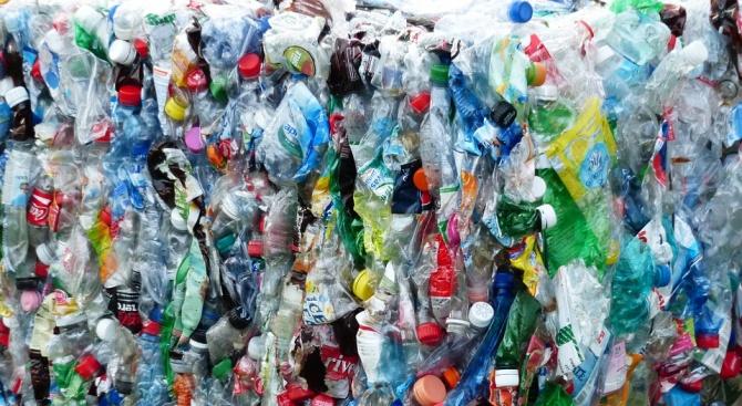 Огромна риба, изработена от пластмасови бутилки, ще бъде поставена на плажа в Бургас