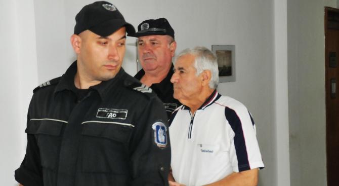 10 години затвор за мъжа, пребил до смърт жена си с чук