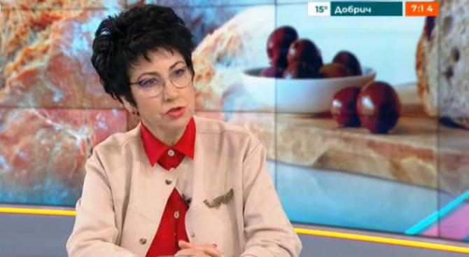 Мариана Кукушева: Големият риск е при големите производители на хляб