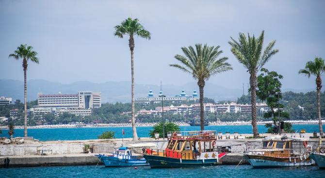 Земетресение в района на турския курорт Бодрум