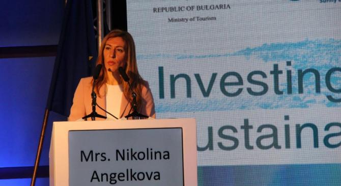 Ангелкова: Чрез деловия туризъм България може да привлече инвеститорски интерес към Югоизточна Европа