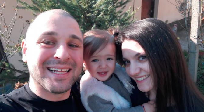 Млад баща има нужда от помощ в борбата му с левкемията