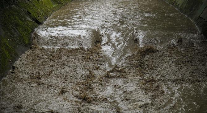 Нивата на реките в област Враца са под критичните за преливане