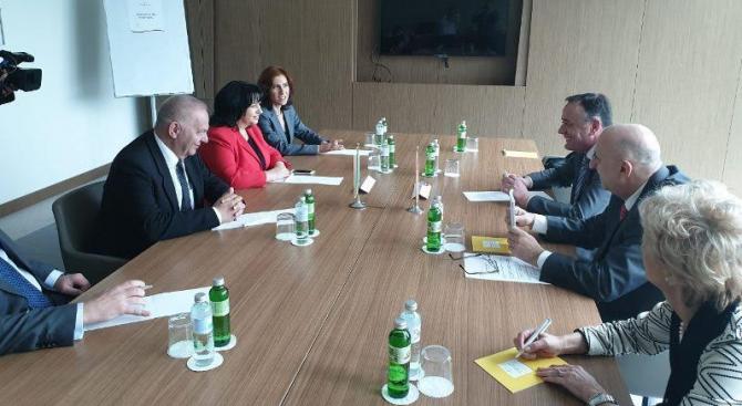 Интерконекторът България – Сърбия трябва да бъде въведен в експлоатация през 2022 г.