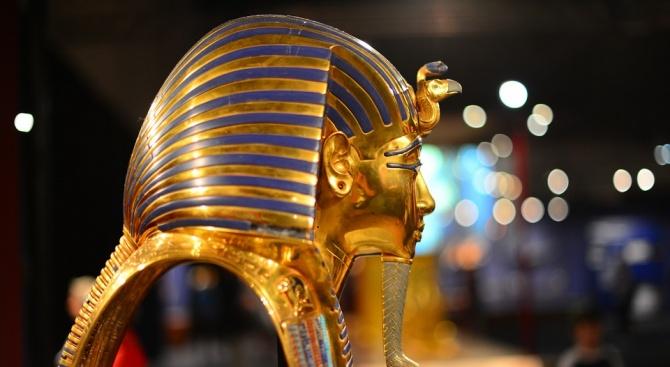 Каменен бюст на Тутанкамон ще бъде изложен на търг в Лондон