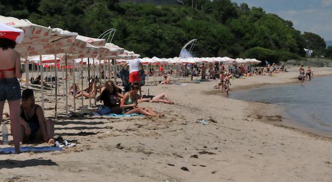 """14 БГ плажа и яхтена марина посрещат туристите със """"Син флаг"""""""