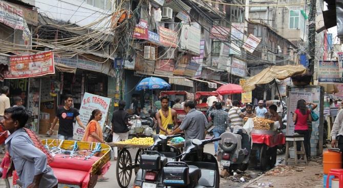 Жега от 50 градуса в Индия