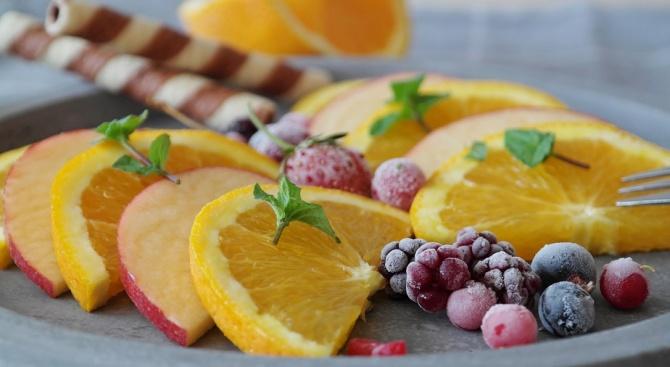 Замразените плодове и зеленчуци са по-полезни от пресните