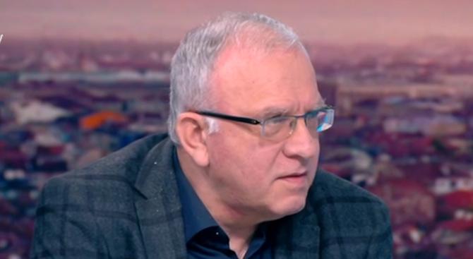 Социолог: Михаил Мирчев не е прав, че Радан Кънев не е събрал гласове за евродепутат