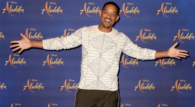 """""""Аладин"""" продължава да е най-гледаният филм у нас"""