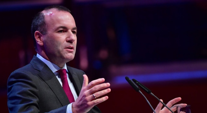Манфред Вебер бе избран за лидер на ЕНП в Европейския парламент