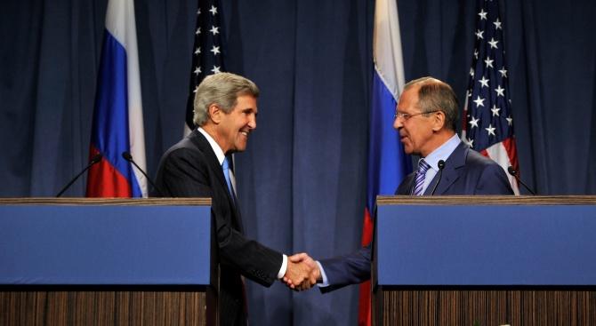 Сергей Лавров: Джон Кери ми предложи да проведем втори референдум за Крим