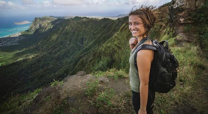 21-годишна американка постави рекорд, като посети всички страни на планетата