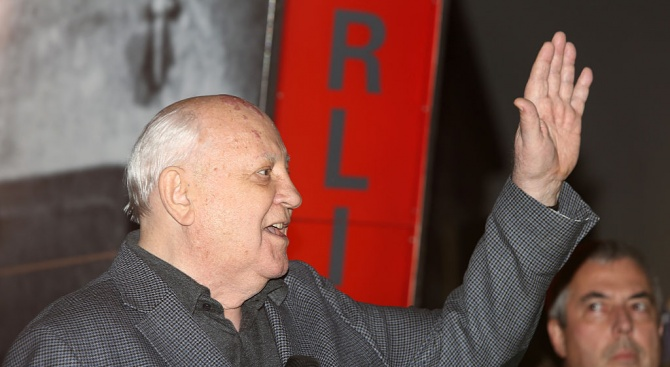 Михаил Горбачов е хоспитализиран