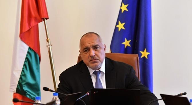 """Борисов цитира """"Евростат"""": България е пета по ръст на БВП в ЕС"""