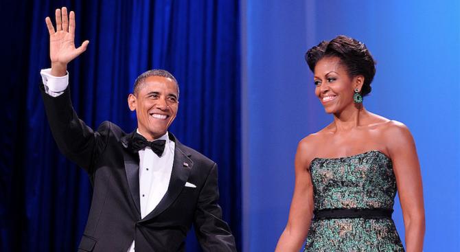 Барак и Мишел Обама сключиха договор за ексклузивно съдържание за онлайн платформата Спотифай