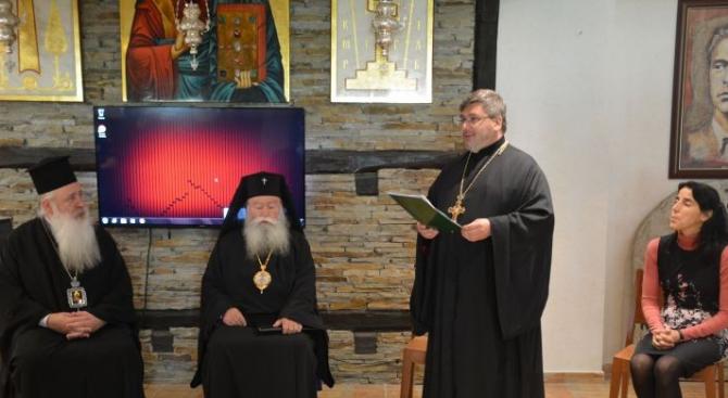 Взаимодействието между църквата, медиите и обществото се обсъжда на семинар в Троянския манастир