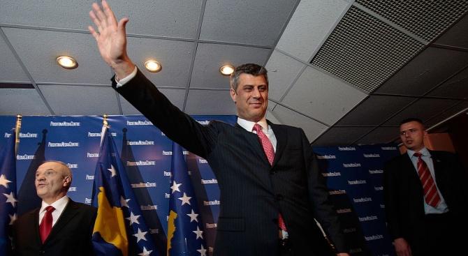 Хашим Тачи се надява на споразумение със Сърбия още тази година