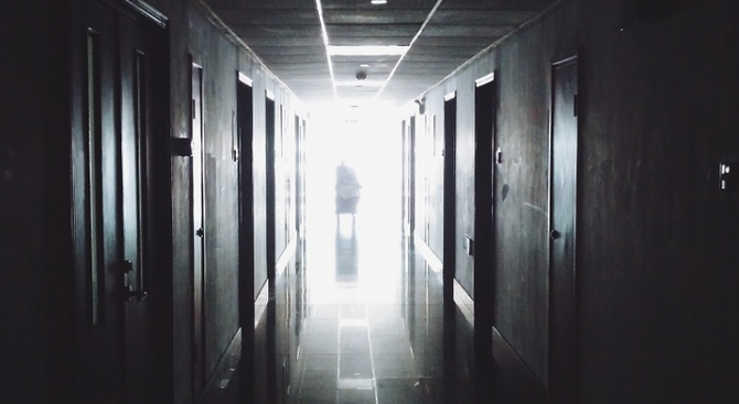 Задържаният руски журналиствлезев болница