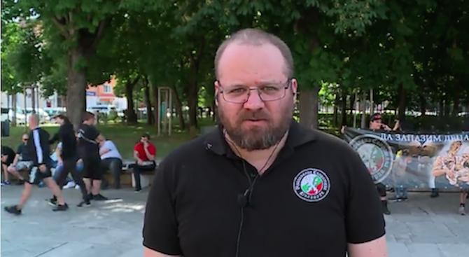 """Националист: """"София прайд"""" е заплаха за хората"""