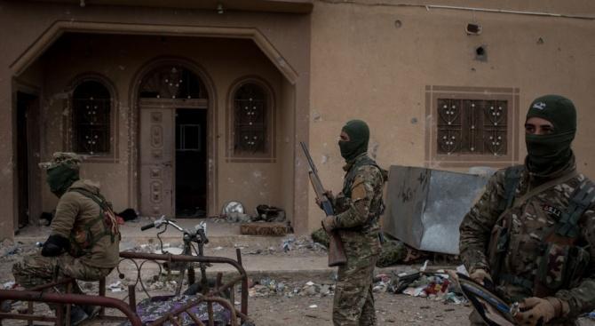 Популярен сред бунтовниците сирийски футболен вратар загина в битка