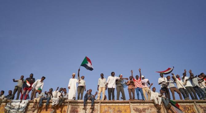 Четирима убити през първия ден отнационалната кампания за гражданско неподчинение в Судан