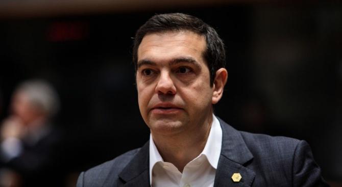 Гръцкият премиер ще поиска от президента предсрочни избори
