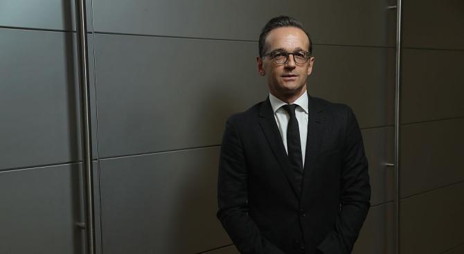 Германският външен министър пристигна в Иран за разговори за ядреното споразумение