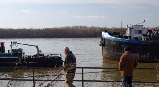 С 12 см се е повишило нивото на Дунав при Свищов