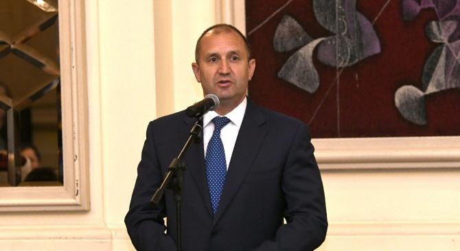 """Румен Радев ще участва утре в кръгла маса на тема """"Предстоящ избор на главен прокурор - критерии и обществени очаквания"""""""