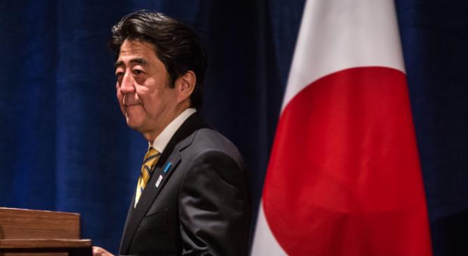 Японският премиер ще посети Иран