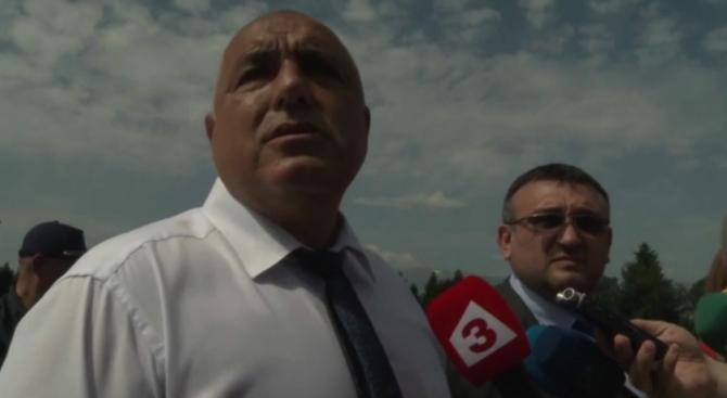 Борисов: Никога МВР не са били по-добре окомплектовани