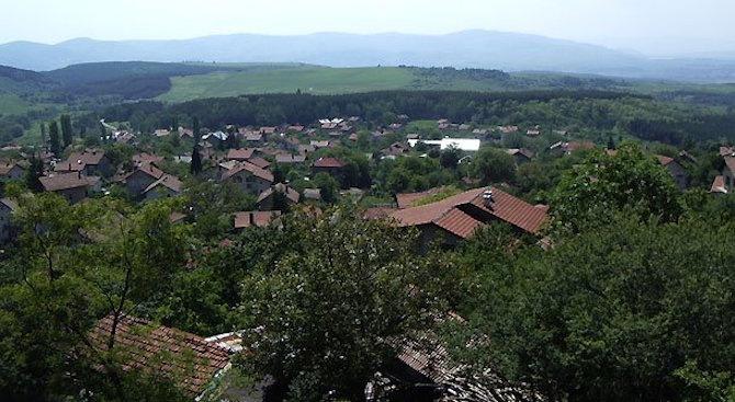 Направиха първа копка на новия параклис в пернишкото село Кладница