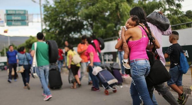5400 венецуелски мигранти са влезли в Перу за един ден, съобщи агенция на ООН