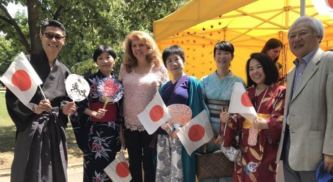 """Вицепрезидентът откри третия Азиатски фестивал """"Магията на изтока"""""""