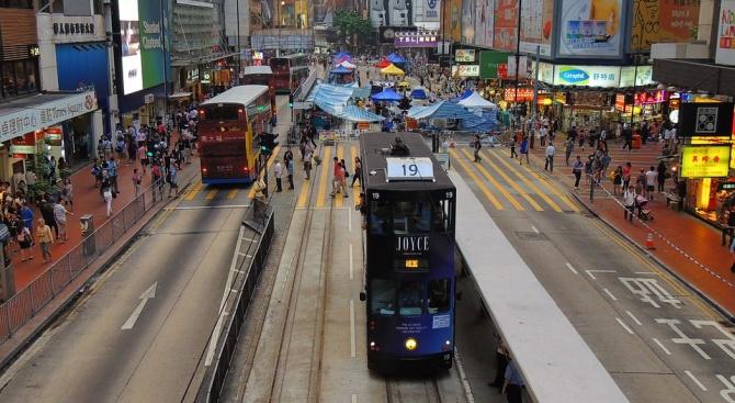 Около 2 милиона жители са участвали в протест в Хонконг