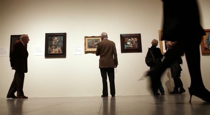 Продадоха на търг първата рисунка на Гоген за 80 000 евро