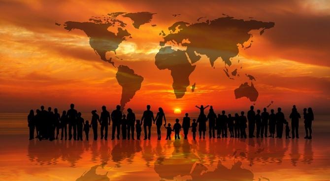 ООН: Световното население ще достигне 9,7 милиарда души през 2050 година