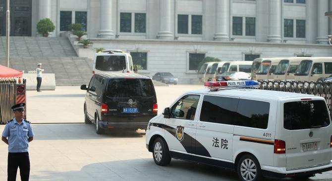 Ексшефът на Интерпол се призна за виновен в корупция в Китай