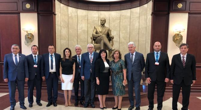 Караянчева: България поема председателството на ПАЧИС, решена да постигне съществени резултати в полза на гражданите от региона