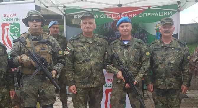 """Генерал Андрей Боцев: С кампанията """"Бъди войник"""" искаме да покажем, че военната професия е престижна и сигурна"""