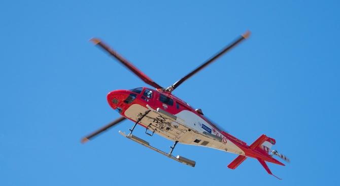Държавата обмисля да закупи 5 хеликоптера за медицинската авиация