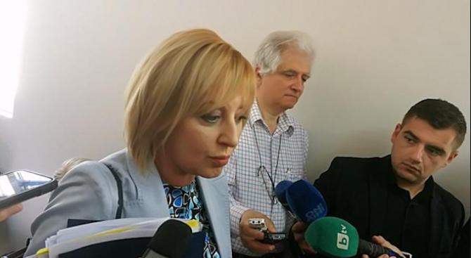 Манолова: България е единствената страна в ЕС без Закон за частния фалит