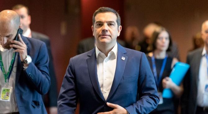 Ципрас: Сондажите за газ на Турция в кипърски води са признак на слабост