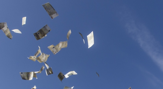 Турски гард сви 4,8 млн. евро от банката, която пазел